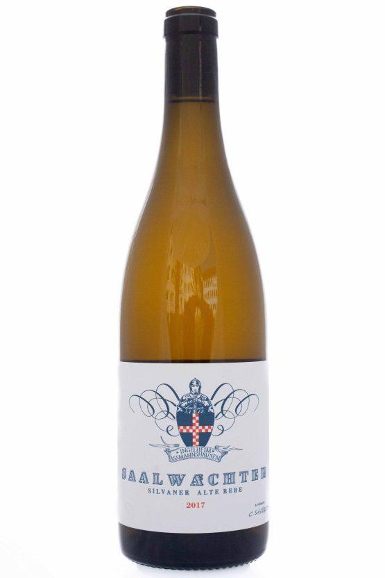 Silvaner Alte Rebe trocken 2017 Weingut Saalwächter