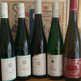 Virtuelle Weinprobe: Samstag 23.01.21 19 Uhr