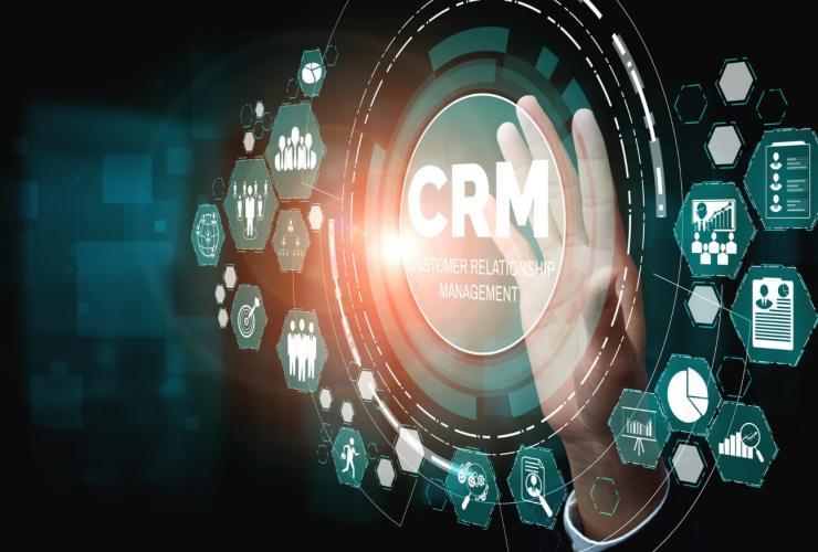 fonctionnement CRM