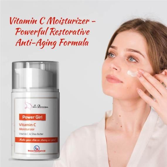 Vitamin C Moisturiser - Power Girl Vitamin C & Shea Butter