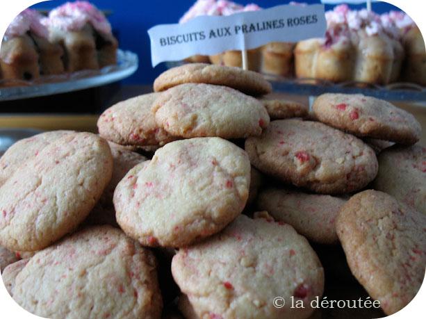 biscuitspralines