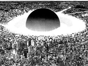 Akira explosion nucléaire Katsuhiro Otomo - La Déviation