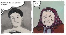 Mémé d'Arménie, Farid Boudjlellal - La Déviation
