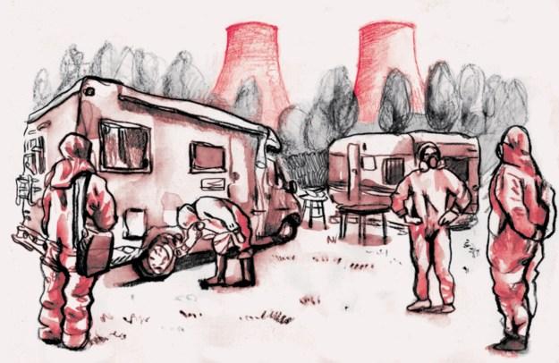 200417 - Dans les servitudes nucléaires Revue Z by Damien Rondeau - La Déviation