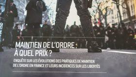 200423 - Maintien de l'ordre à quel prix rapport Acat France - La Déviation