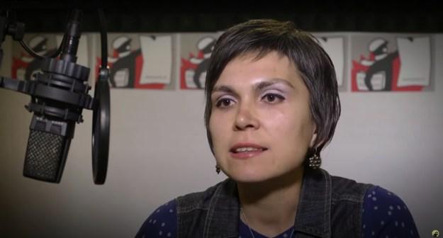 200502 - Capture vidéo vidéo Mediapart Sezin Topyu by Mediapart - La Déviation