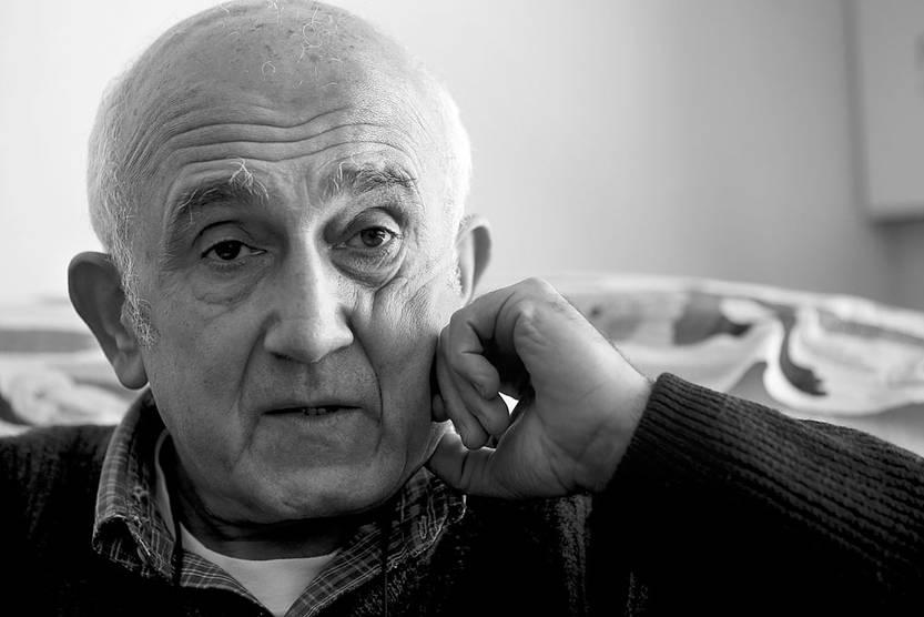 Roberto Markarian, rector de la Universidad de la República. Foto: Sandro Pereyra (archivo, julio de 2014)
