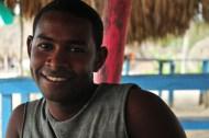 Beautiful smiles: Baru Island