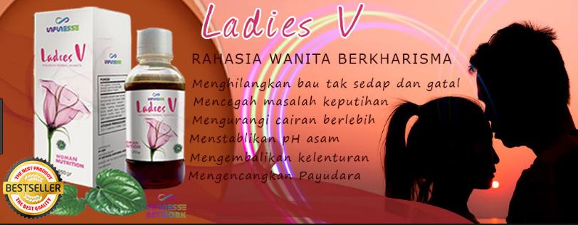 Ladies V Infinesse Solusi Kesehatan Wanita