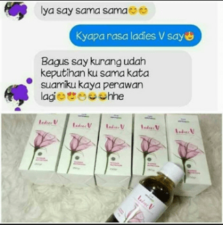 Testimoni Ladies V SOLO