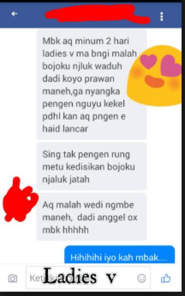 Ladies V Gorontalo