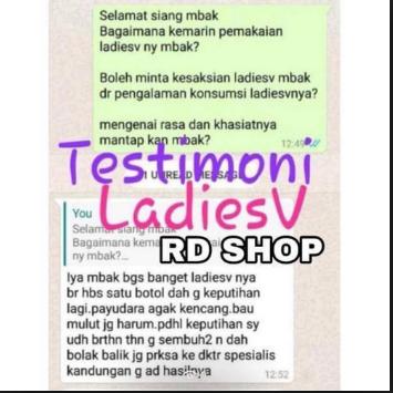 Testimoni Ladies V Infinesse Global Indonesia