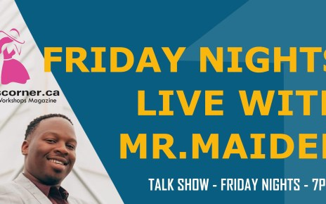 Fridays with Mr Maiden