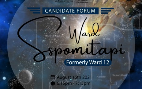 Candidate Forum for ward sspomitapi