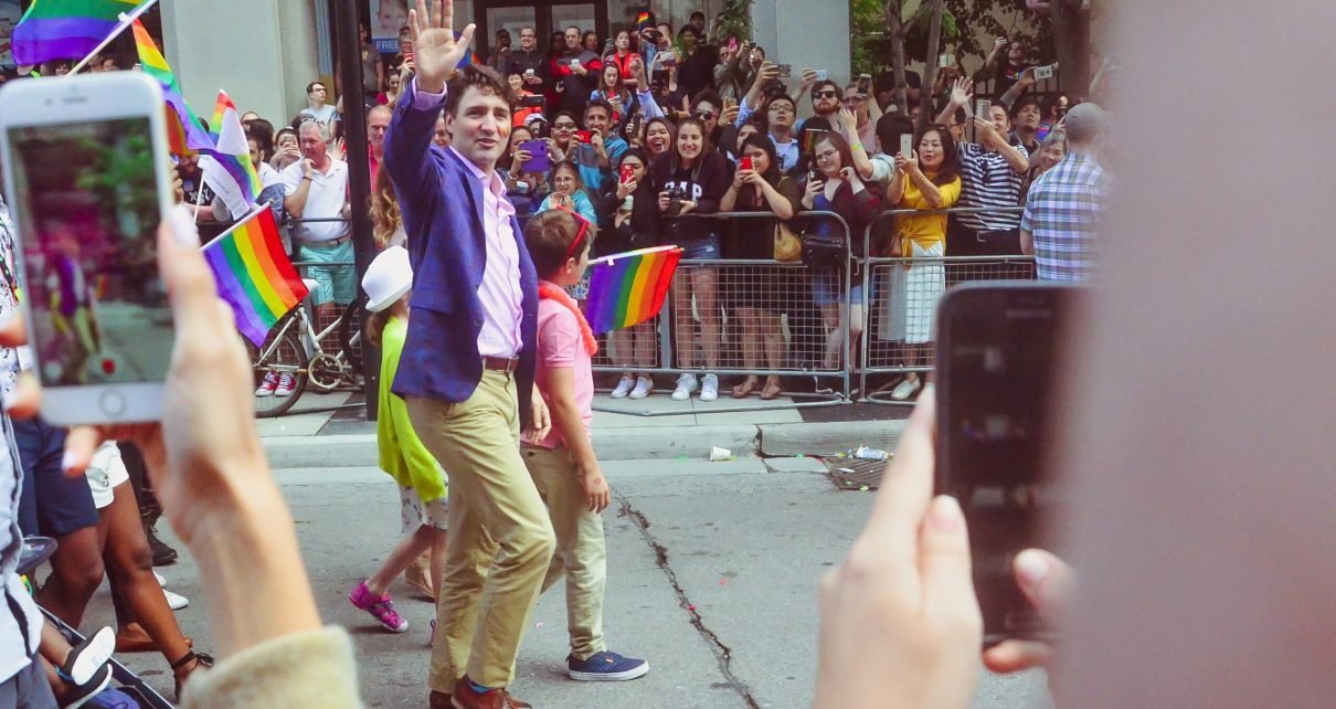 Mr Trudeau Photocredit