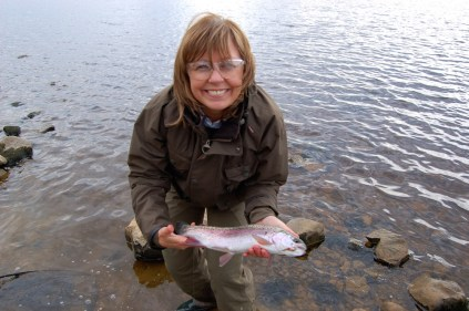 one of Anne's fish