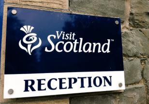 Edinburgh meeting with VisitScotland marketing team on Friday