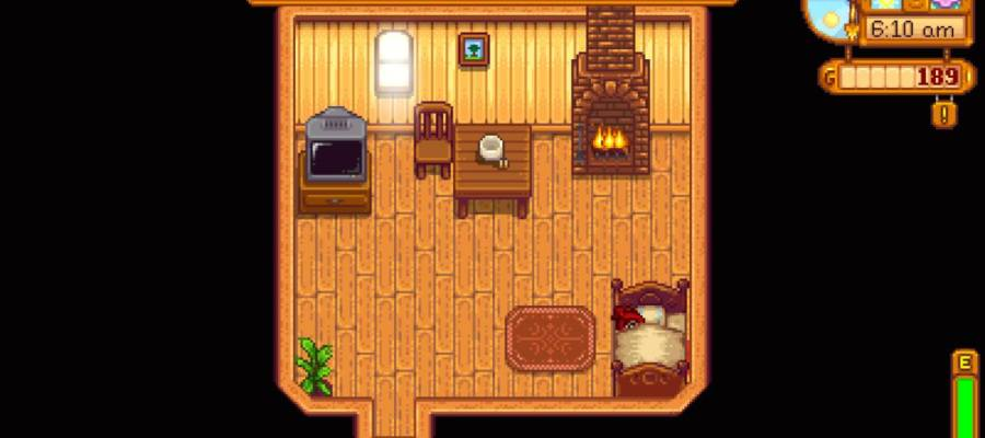My Stardew Valley farm Sendaria is open for business
