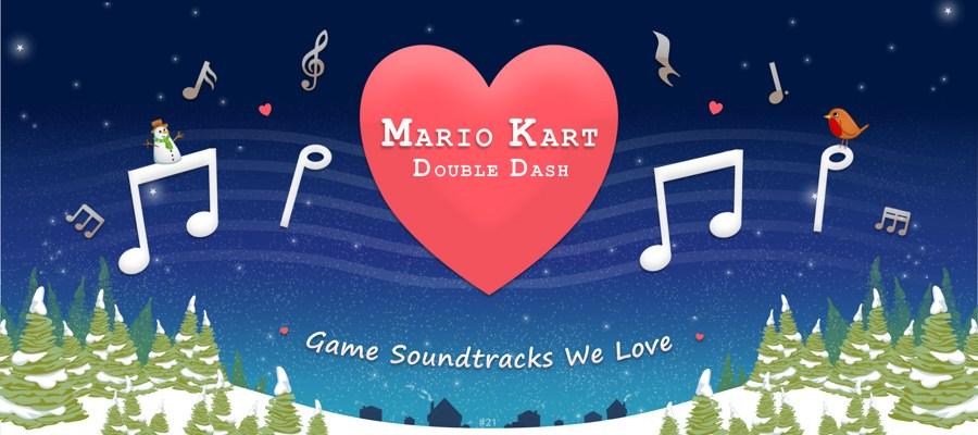 Christmas Mario Kart.Game Soundtracks We Love Mario Kart Double Dash