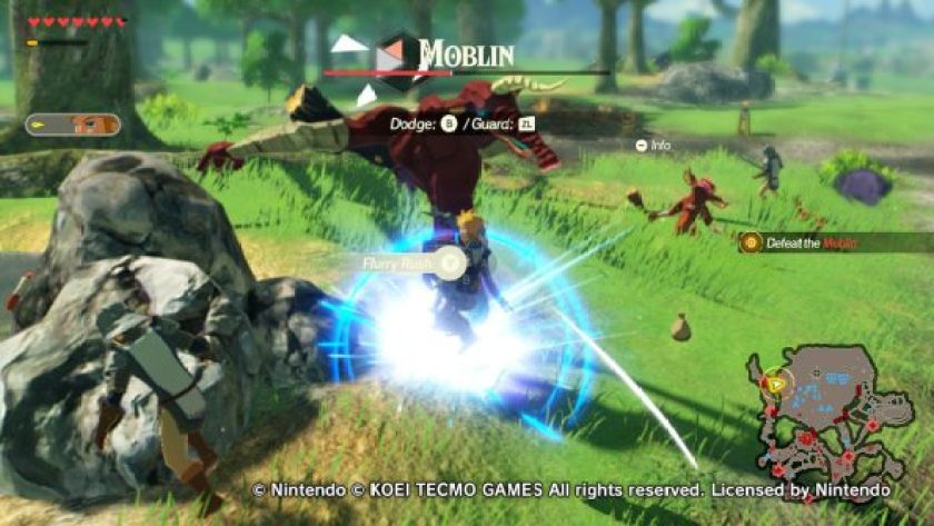 Hyrule Warriors Age Of Calamity Demo Impressions Switch Ladiesgamers Com
