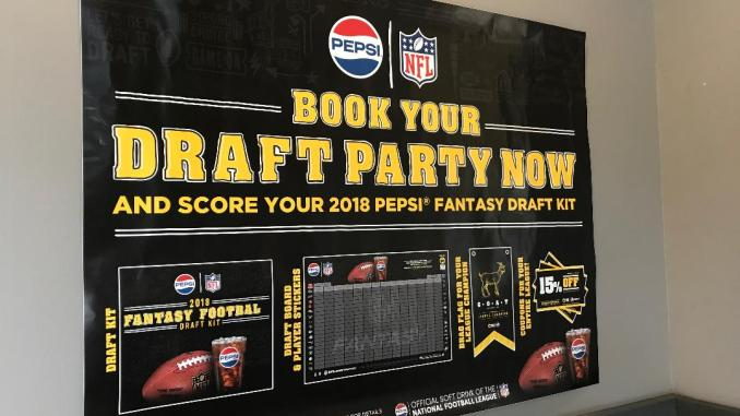 15 Best Places to host your fantasy football draft party