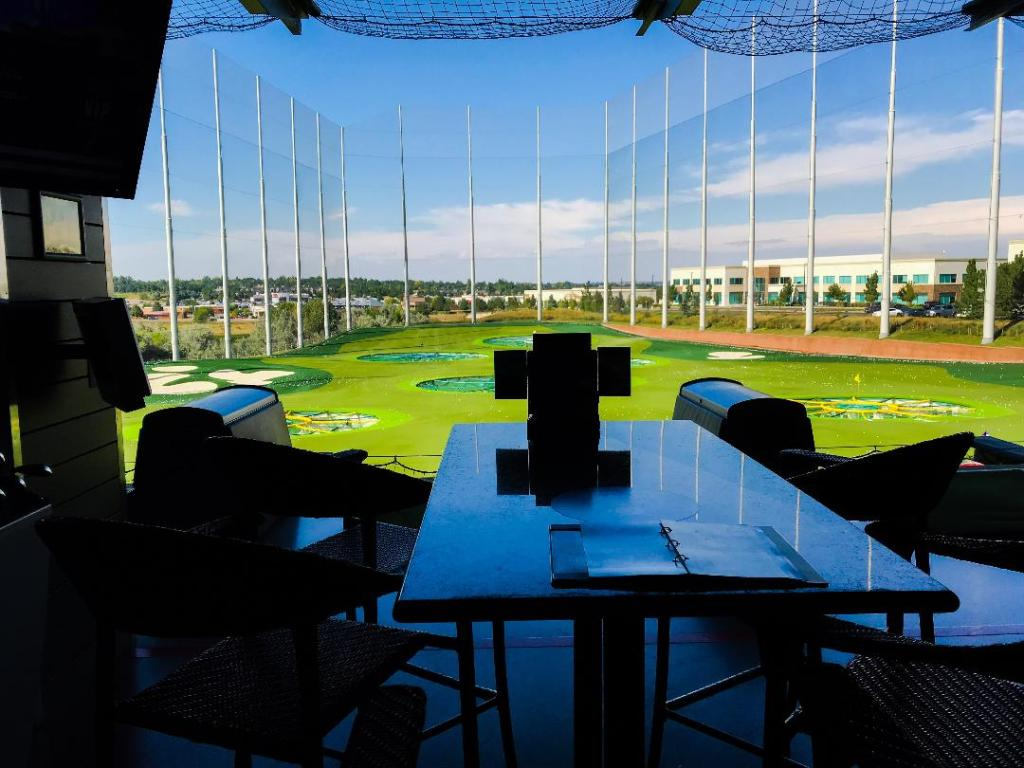 Top Golf is one of the best places to host your Fantasy Football Draft Party