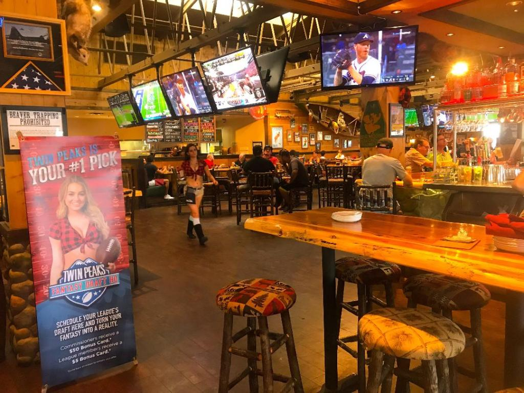 Twin Peaks one of the best places to host your fantasy football draft party
