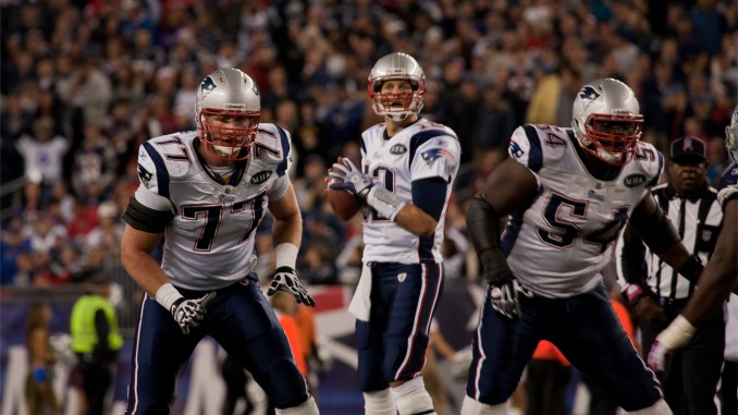 2018 NFL Fantasy Football Week 7 Quarterback Rankings Tom Brady New England Patriots