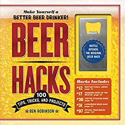 Beer hacks book