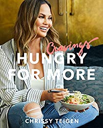 Chrissy Teigen cookbook Hungry For More