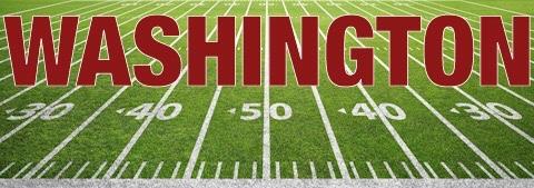 The NFL Washington Redskins