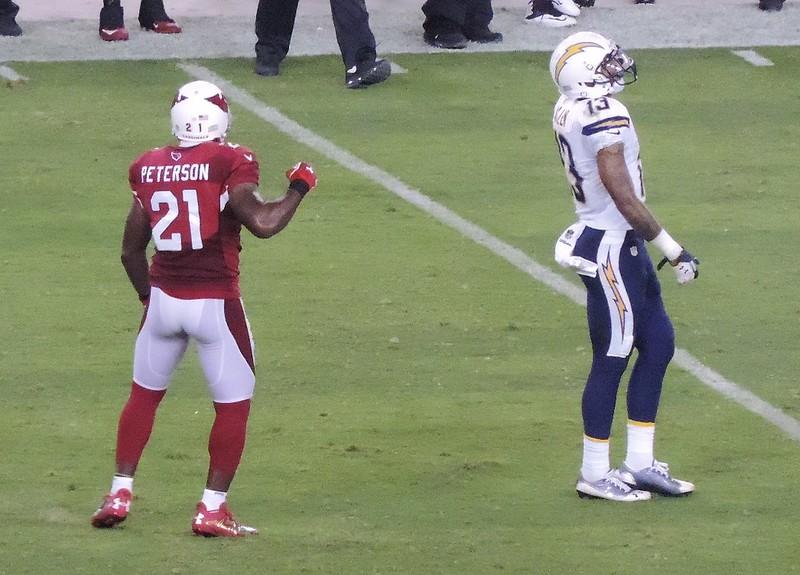 NFL Arizona Cardinals cornerback Patrick Peterson
