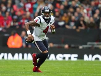 NFL Houston Texans quarterback Deshaun Watson
