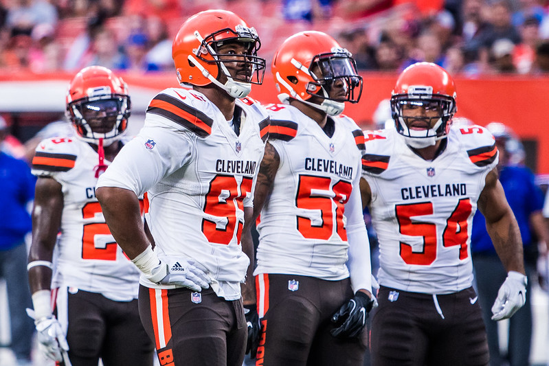 NFL Cleveland Browns defense