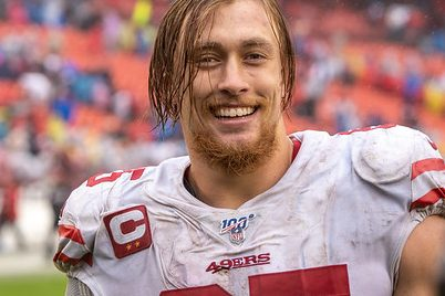 NFL San Francisco tight end George Kittle