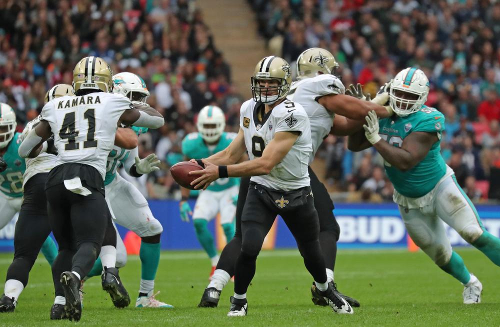 New Orleans Saints Alvin Kamara