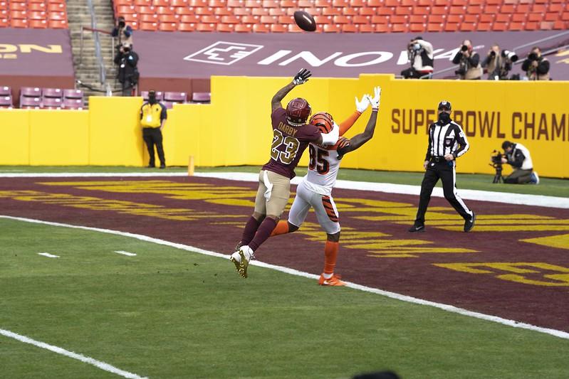 NFL Cincinnati Bengals wide receiver Tee HIggins