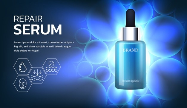 Do you put the serum on before or after Microneedling