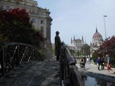 Monument to Imre Nagy