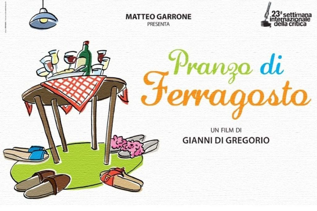 Pranzo di Ferragosto (Gianni Di Gregorio, 2008)