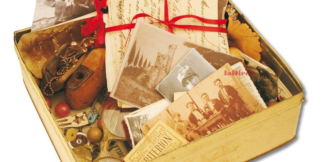 La scatola dei ricordi - Un paese e cento storie