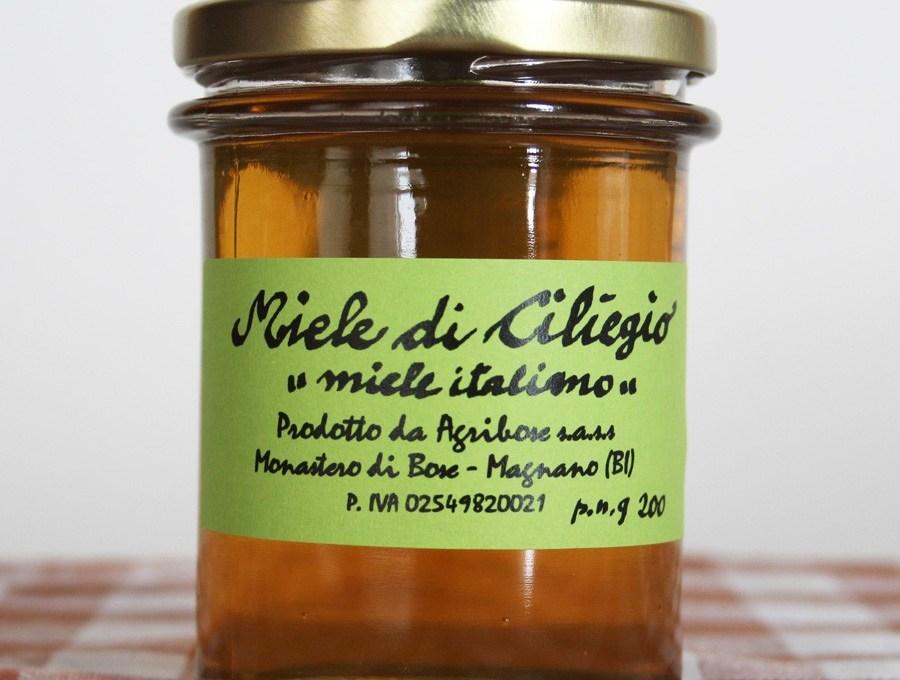 Monastero di Bose - miele di ciliegio