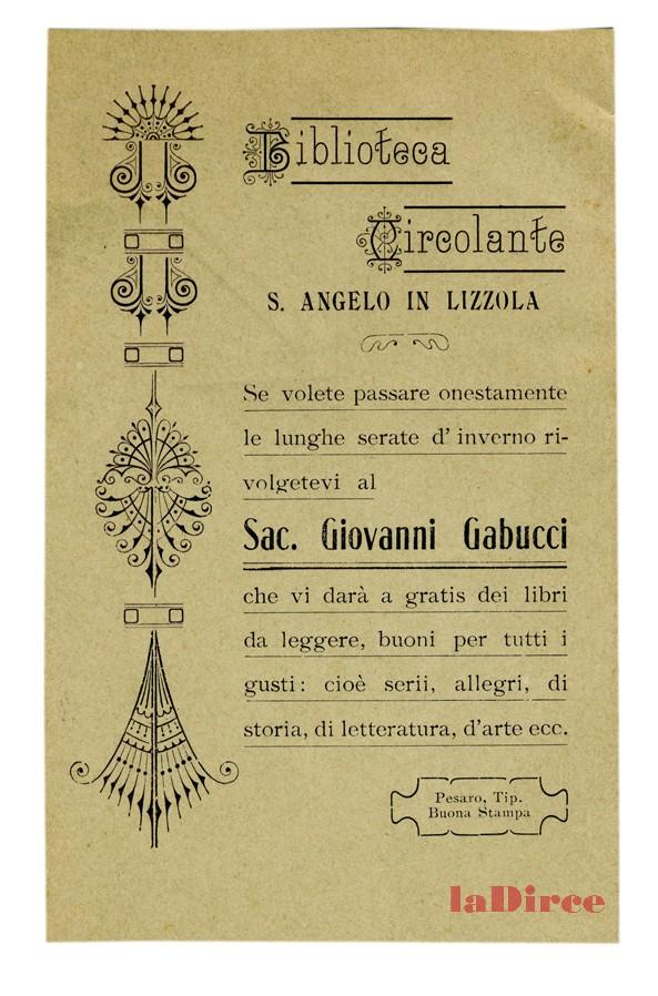 Biblioteca Gabucci