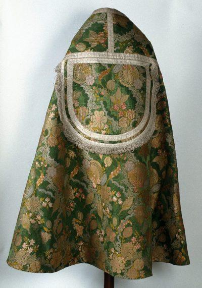 Piviale Museo Diocesano Pesaro