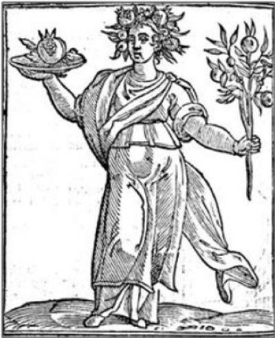 Cesare Ripa, Concordia