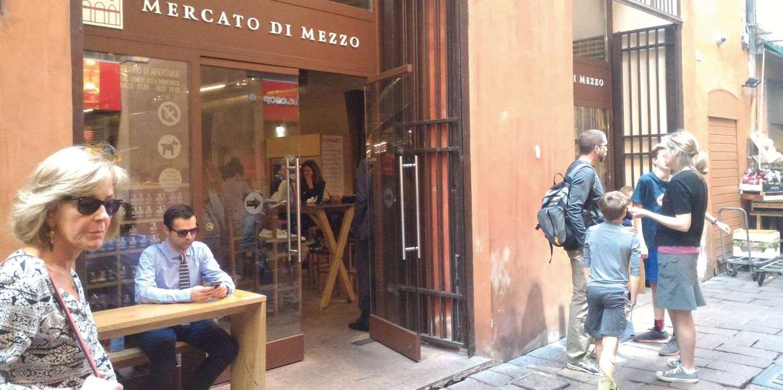 Bologna, il Mercato di Mezzo - ph Chiara Rabbiosi