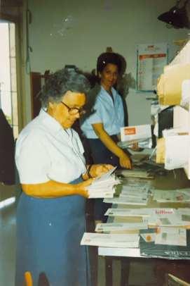 Elnezia Baronciani, postina