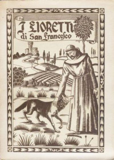 i fioretti di san francesco copertina ed. 1943