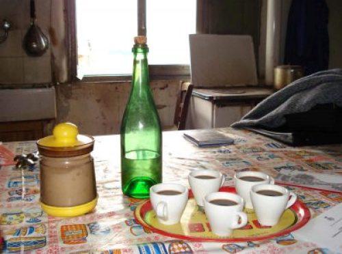Montecchio di Vallefoglia - Un caffè con i fratelli Cardellini