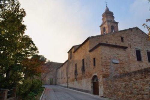 Mombaroccio (PU), il Convento del Beato Sante